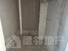 状元府,124平毛坯房,可随意装修,性价比高,可贷款,有钥匙