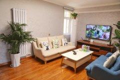 女生合租或整租(市中心)幸福小区3室1厅1卫96m²豪华装修