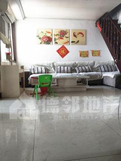 金城花园86平精装3室可贷款,送阁楼,金贸花园南