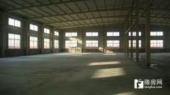 城北钢结构厂房2000m²对外招租
