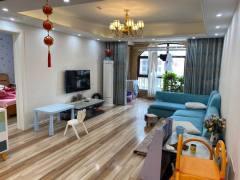 城北奥体花园一期黄金楼层豪装三室通透两室一厅朝阳可更名可贷款