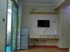 人和蓝湾,一室一厅,精装修,家具家电齐全,拎包即住