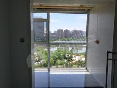 人和蓝湾前排观景房,小高层3室,1梯2户可贷款精装人和天地北