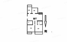 和谐康城C区:三室两厅精装修,中间楼层,有证可贷款