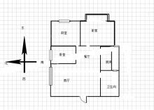 (城西)清河花园二期精装三室首付35万左右送储藏室随时看房