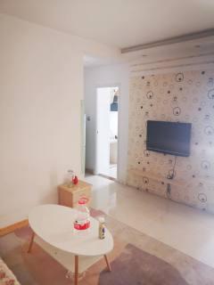 (市中心)城建威尼斯一区1室1厅58m²豪华装修