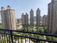 城北龙泉首府高档小区连廊阳台两室一厅向阳有证可贷款