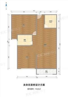 大同国际:北辛学区,两室两厅毛坯现房,售楼处手续可贷款