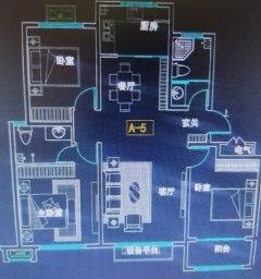(市中心)香舍水郡含车位地下室,好楼层一梯两户