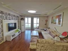 中央城A区 134平好楼层精装修送家具拎包即住沿河观景满二
