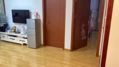 (城西)熙城国际2室2厅1卫90m²精装修