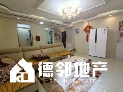 (城北)华腾东区3室2厅1卫114平方1650月豪华装修