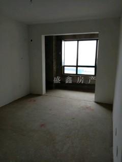 (城西)融城国际2室2厅1卫95.5m²毛坯房