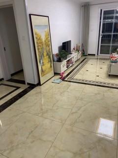 (市中心)城建金河湾3室2厅1卫120m²精装修家具家电拎包