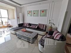 (城东)阳光国际2室2厅朝阳1卫105m²豪华装修新证可贷款