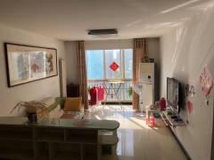 汇龙和谐康城E区:两室两厅简单装修,领包即住,看房方便