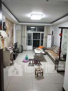 (城北)滕阳丽都两室两厅一卫106平方简单装修家具家电齐全