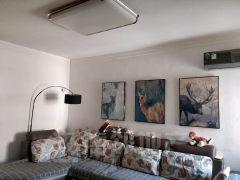 学区房(城北)安居小区3室2厅1卫90m²精装修家具家电齐全