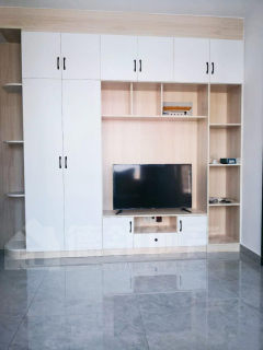 (城北)滕商奥体花园1室1厅1卫56m²豪华装修家具齐全