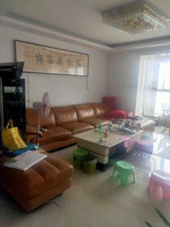 (市中心)中央城3室2厅1卫128.05m²简单装修