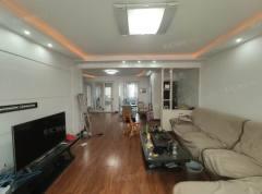 (城西)香格里拉花园黄金楼层124m²带车库简单装修