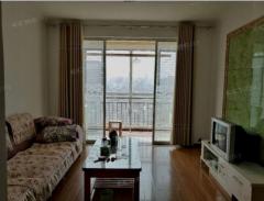 (市中心)爱家豪庭2室2厅1卫98m²简单装修