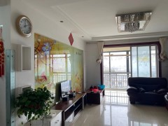 (城东)滨江国际花苑3室2厅2卫,沿河观景,6楼客厅朝阳