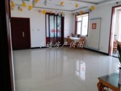 (市中心)爱家豪庭3室2厅1卫136m²豪华装修证满二年