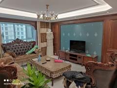 (城北)星尚城 4室2厅2卫 两室一厅向阳 豪华装修
