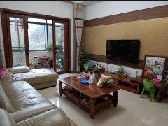 (城东)滨江国际三期,电梯精装,3室2厅2卫163m²
