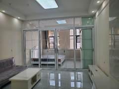 拎包入住!熙城国际1室1厅1卫51m²豪华装修