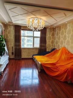 (城南)城建清华园豪华婚房三室未住有证能贷款送储藏室