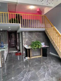 熙城国际1室1厅1卫1400元/月40m²豪华装修出租