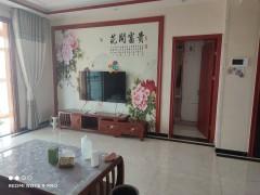 (城北)龙泉首府 一期前排 精装3室2厅2卫 两室一厅向阳