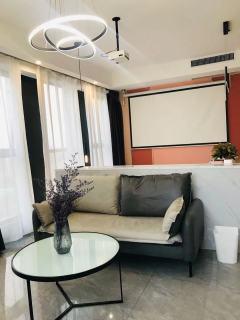 奥体花园6号公寓  1室1厅1卫2400元/月60m²豪华装修出租