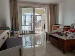 (城西)润恒第一城3室2厅1卫1500元/月110m²简单装修出租