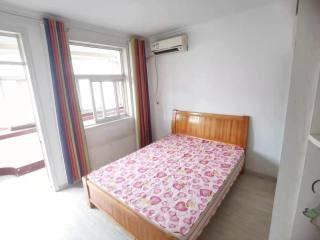 (市中心)幸福西区3室1厅1卫1200元/月80m²简单装修出租  家具家电基本齐全