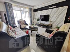 (市中心)爱家豪庭3室2厅1卫175万128m²豪华装修出售