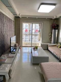 (城西)西部放歌鼎盛园2室2厅1卫2000元/月100m²豪华装修出租