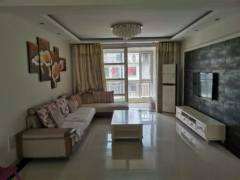 (城北)翠湖天地3室2厅1卫2200元/月130m²豪华装修出租
